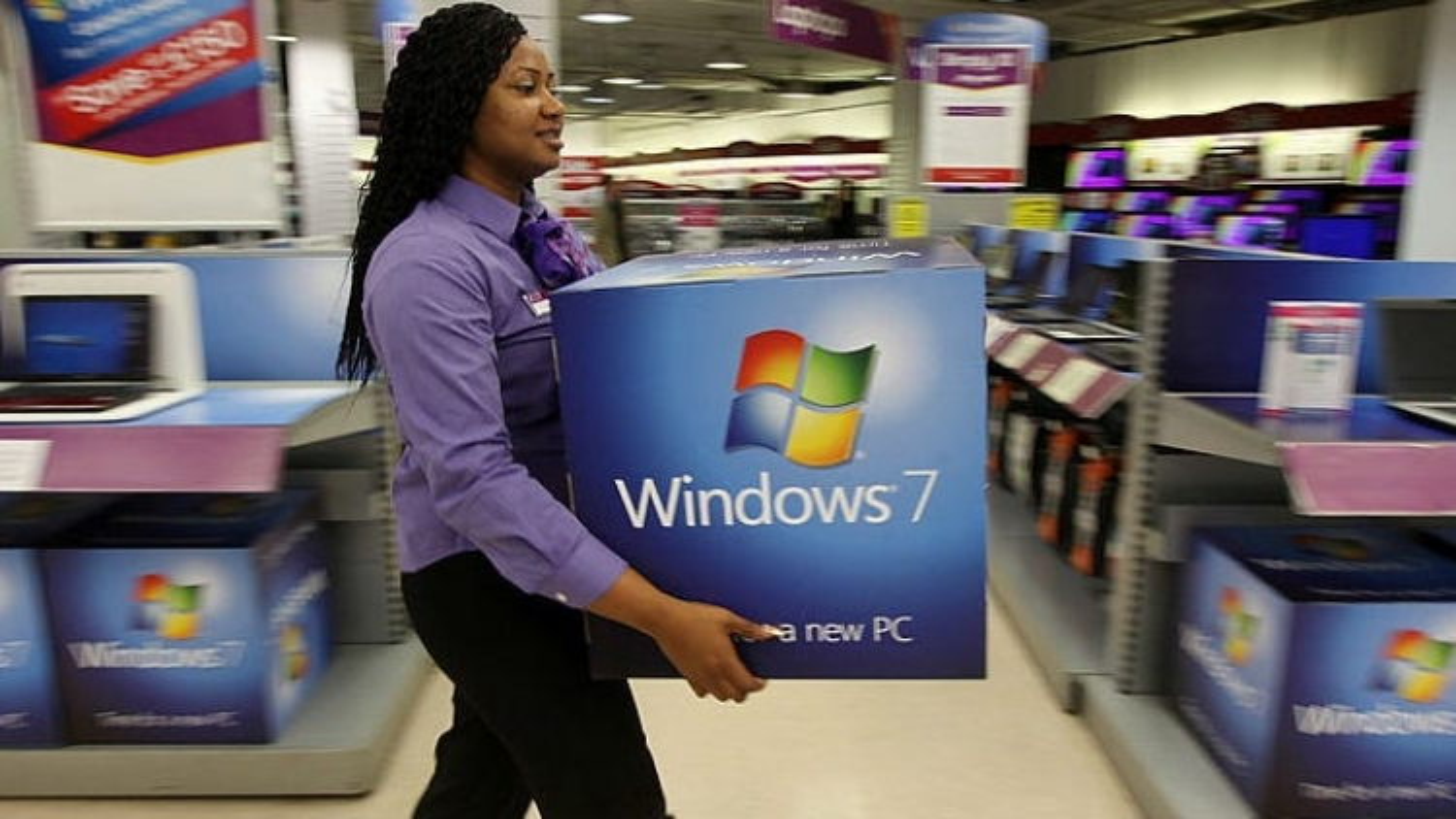 Đang có PC Windows 7, đừng ngại thử nâng cấp miễn phí lên Windows 10