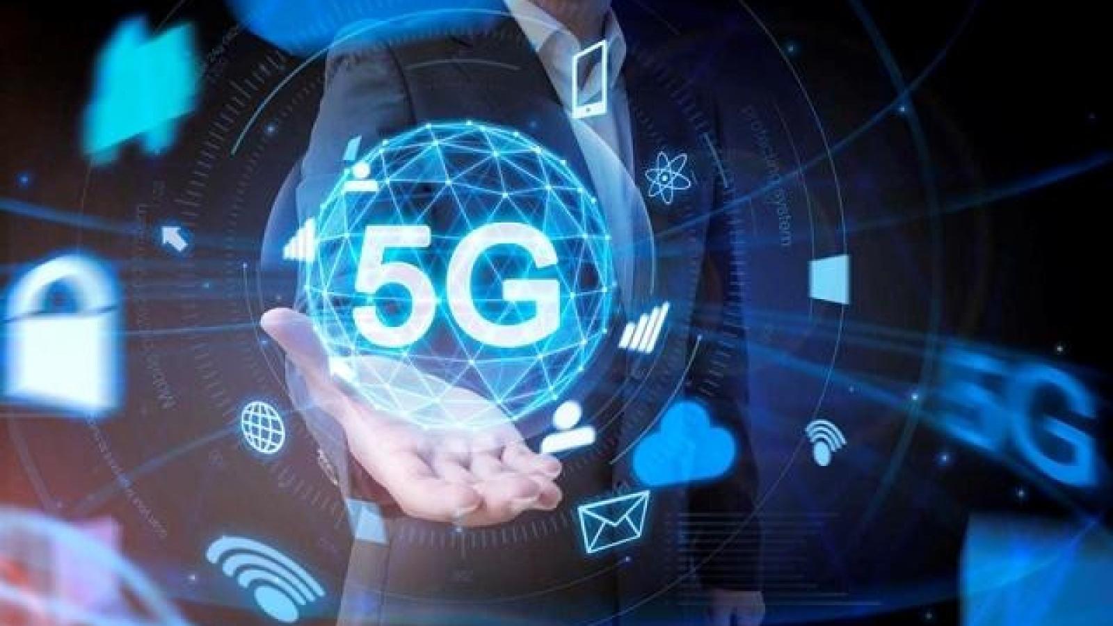 Tận dụng cơ hội từ công nghệ 5G cho chuyển đổi số tại Việt Nam