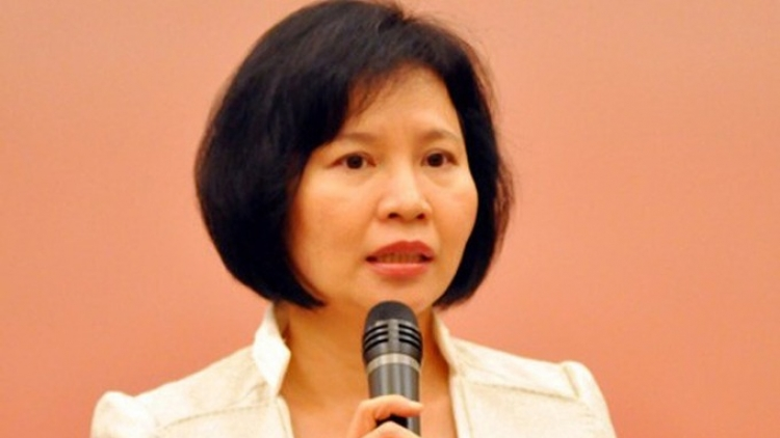 Khai trừ đảng cựu Thứ trưởng Bộ Công Thương Hồ Thị Kim Thoa