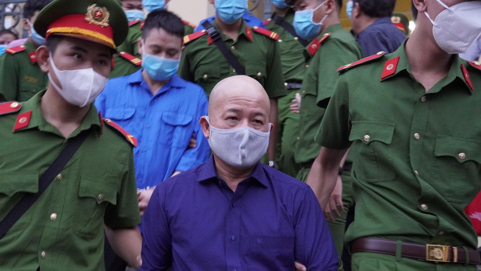 Đinh Ngọc Hệ phủ nhận lời khai của cấp dưới vụ cao tốc Trung Lương