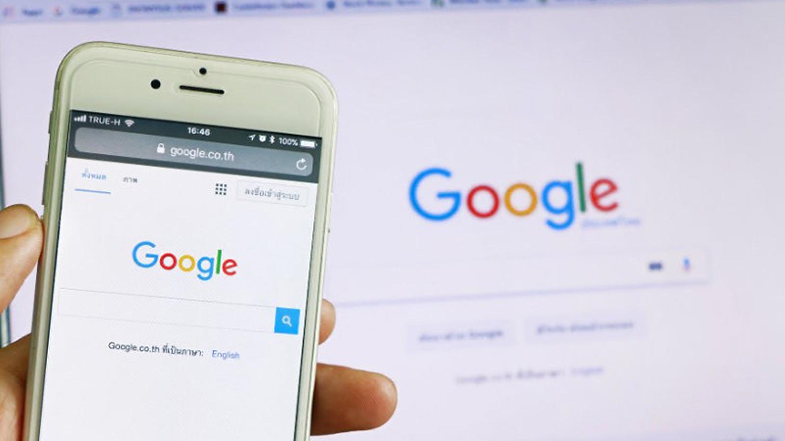 Google tin thiết kế lại Google Search sẽ làm tổn hại Internet
