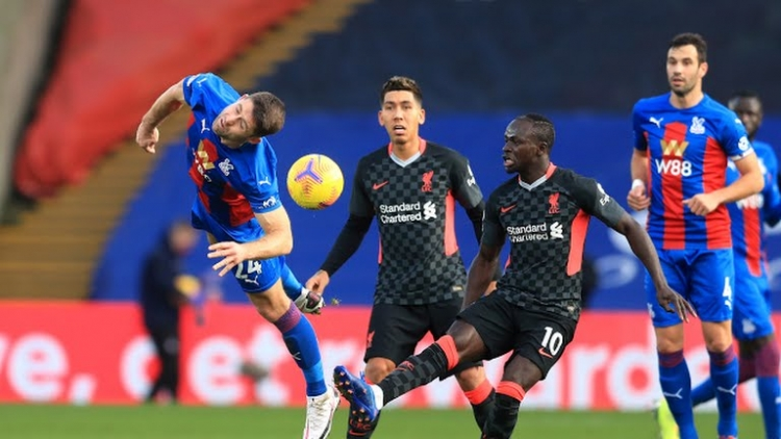 """HLV Klopp và Liverpool thiết lập kỷ lục """"khủng"""" sau trận thắng 7-0 Crystal Palace"""