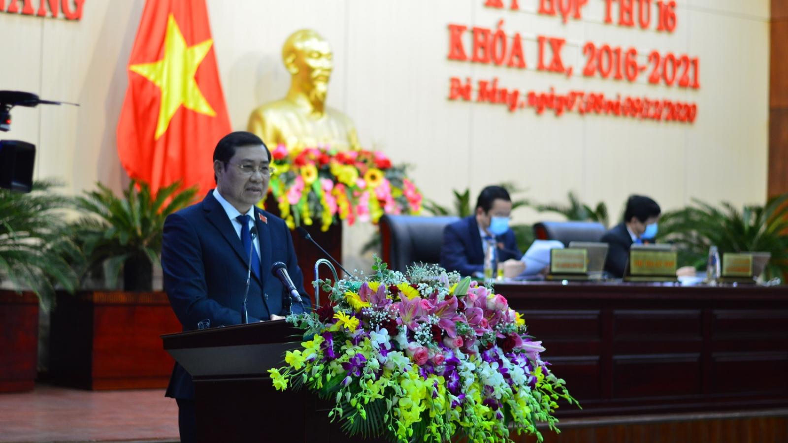 Chủ tịch Đà Nẵng: Mong nhiệm kỳ tới tập trung khơi thông nguồn lực đất đai