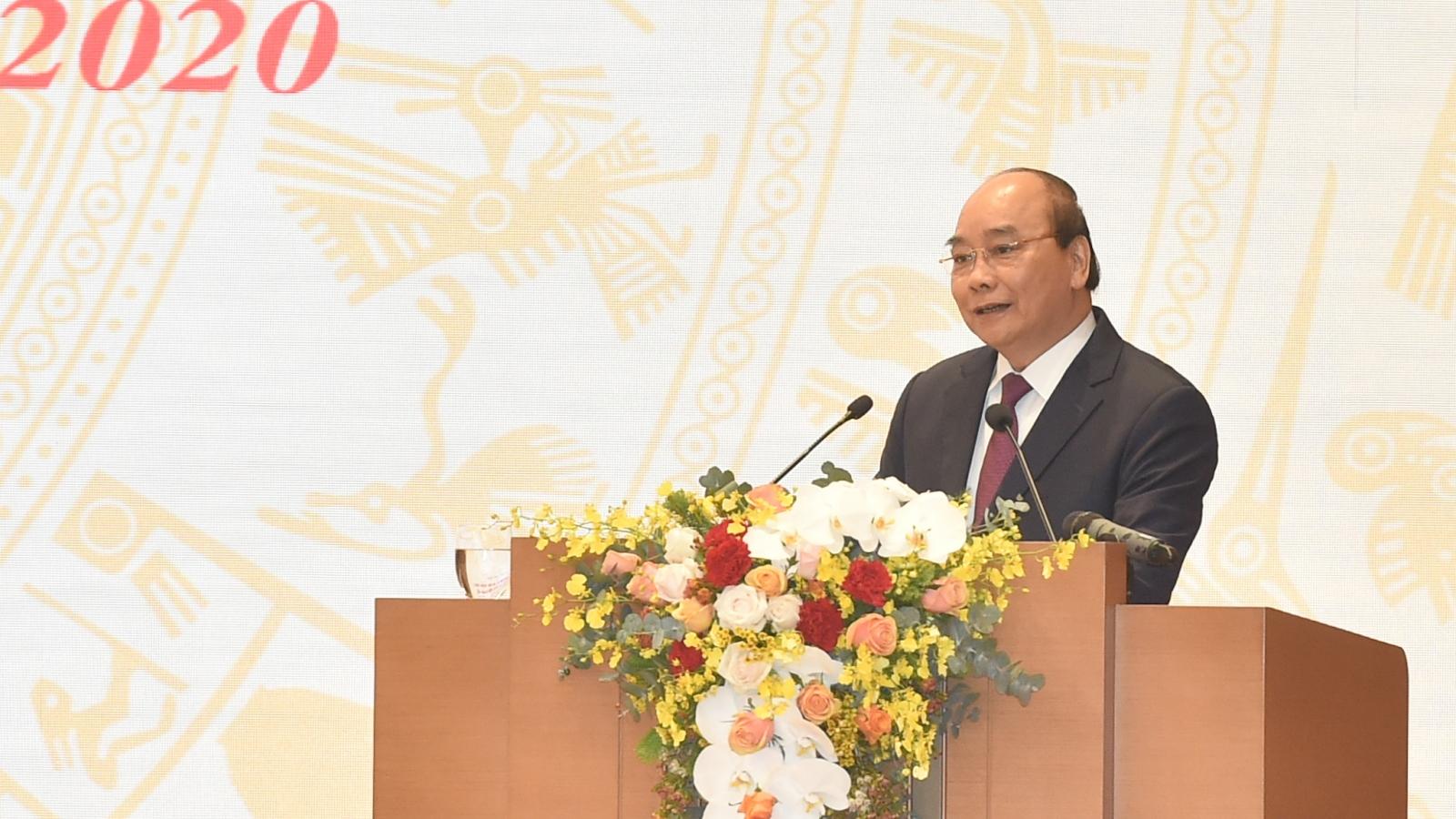 Toàn văn phát biểu của Thủ tướng tại cuộc họp trực tuyến Chính phủ với 63 địa phương