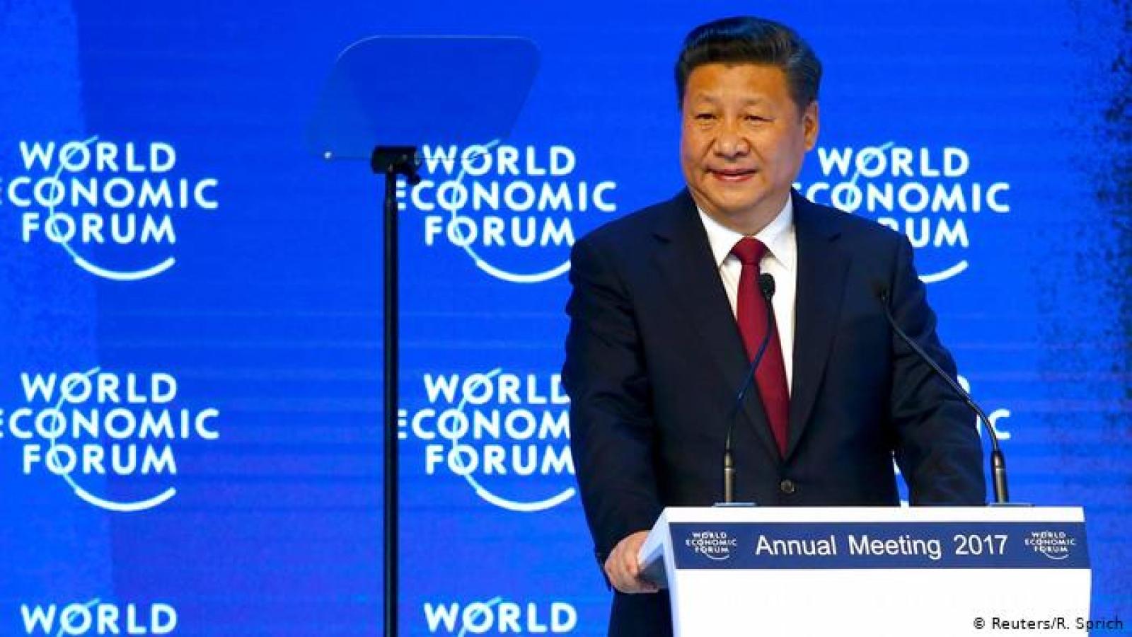 """Từng có cơ hội """"thay chân"""" Mỹ, vì sao Trung Quốc lại """"bỏ bóng trên sân""""?"""