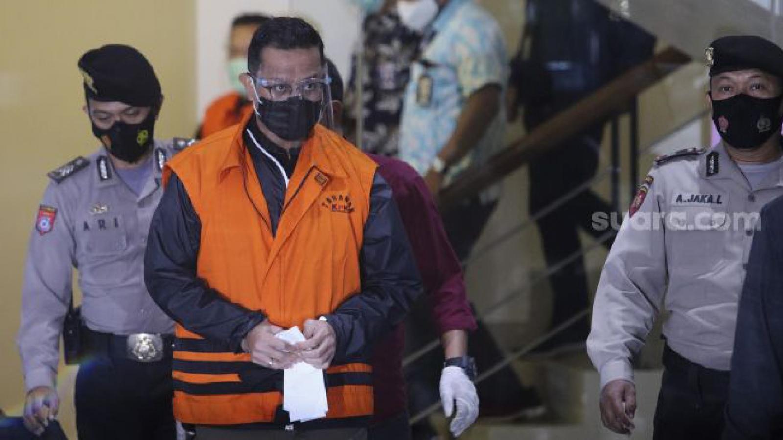 Indonesia bắt Bộ trưởng Xã hội nghi tham nhũng trợ cấp xã hội Covid-19
