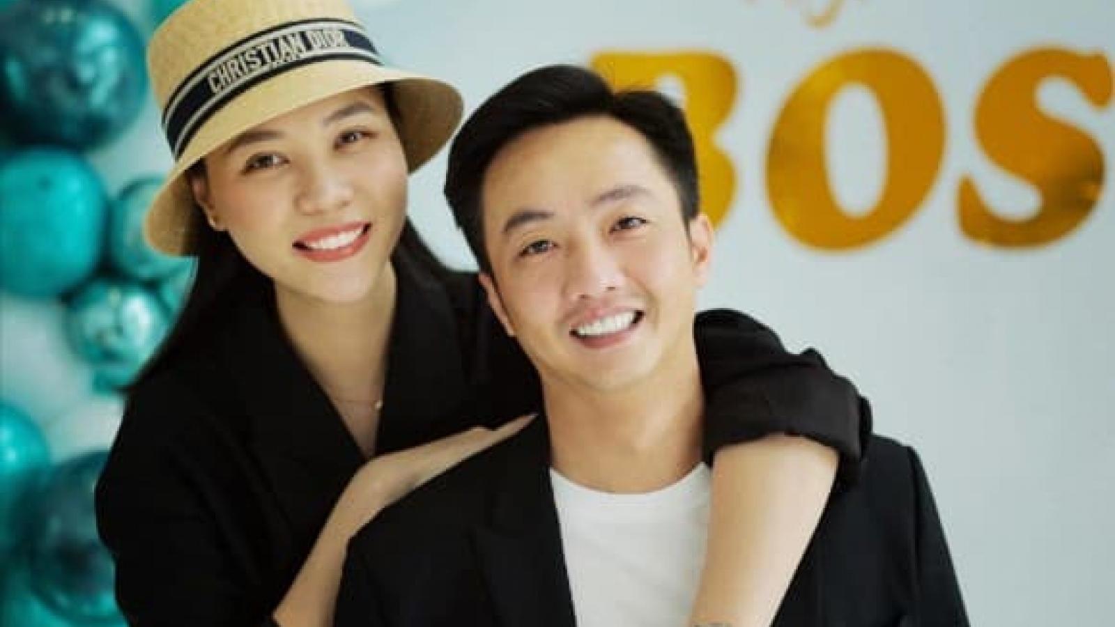 """Chuyện showbiz: Đàm Thu Trang tiết lộ về """"khoản lãi"""" sau khi kết hôn với Cường Đô la"""