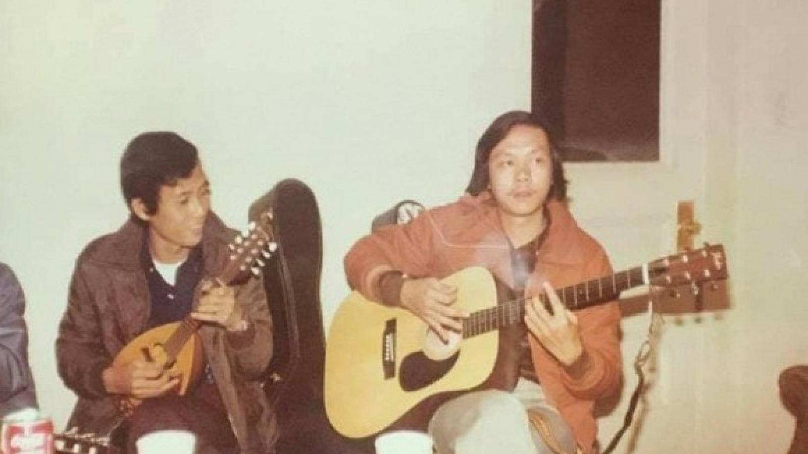 Chuyện showbiz: Xúc động trước loạt ảnh thời trẻ của cố nghệ sĩ Chí Tài