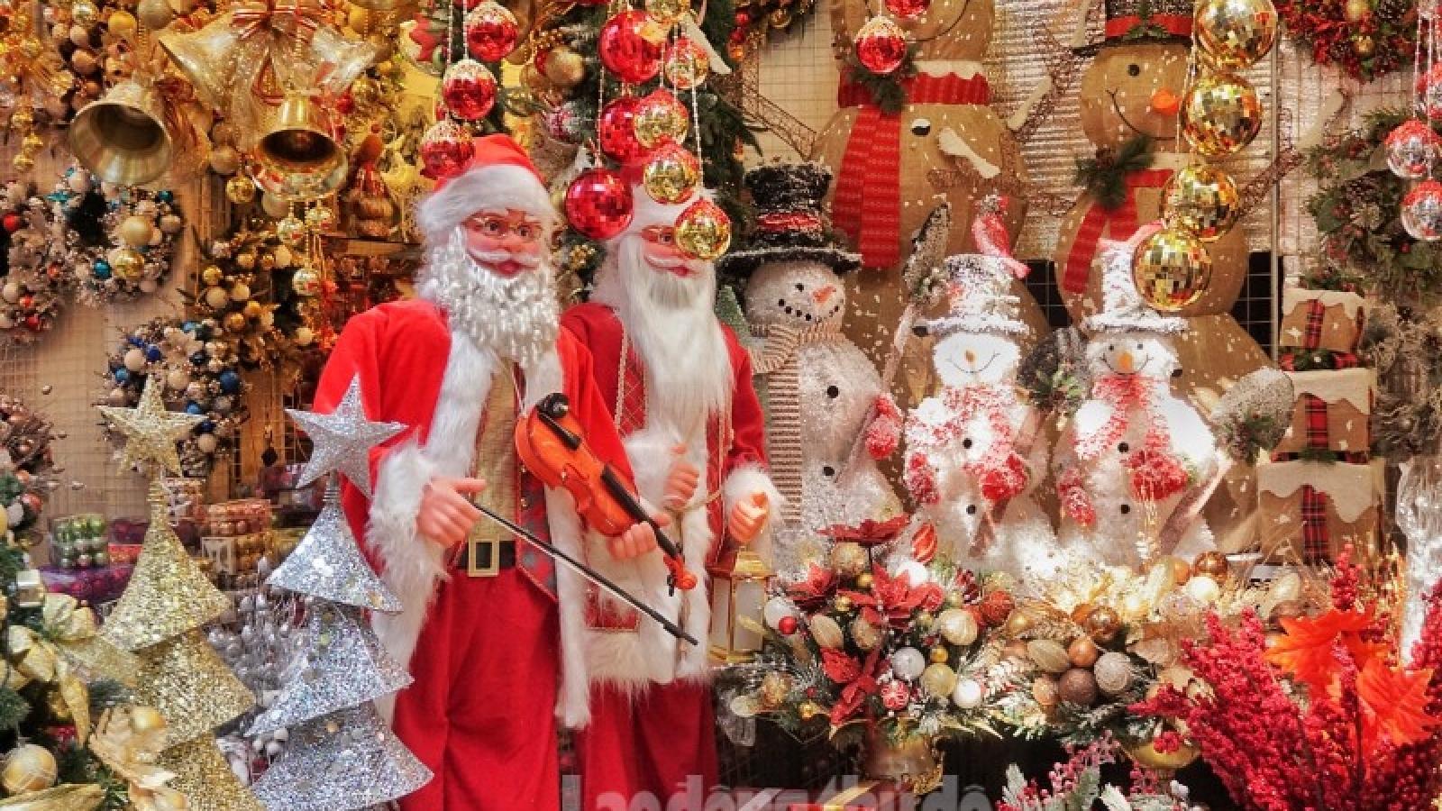 Lời chúc Giáng sinh cho gia đình, bạn bè và người yêu