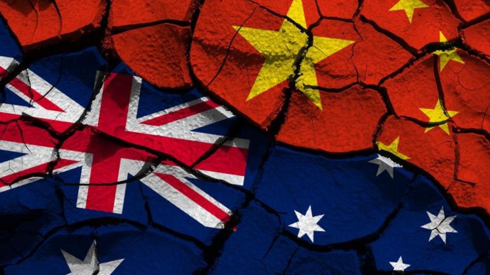 Thông điệp đằng sau quyết định kiện Trung Quốc lên WTO của Australia