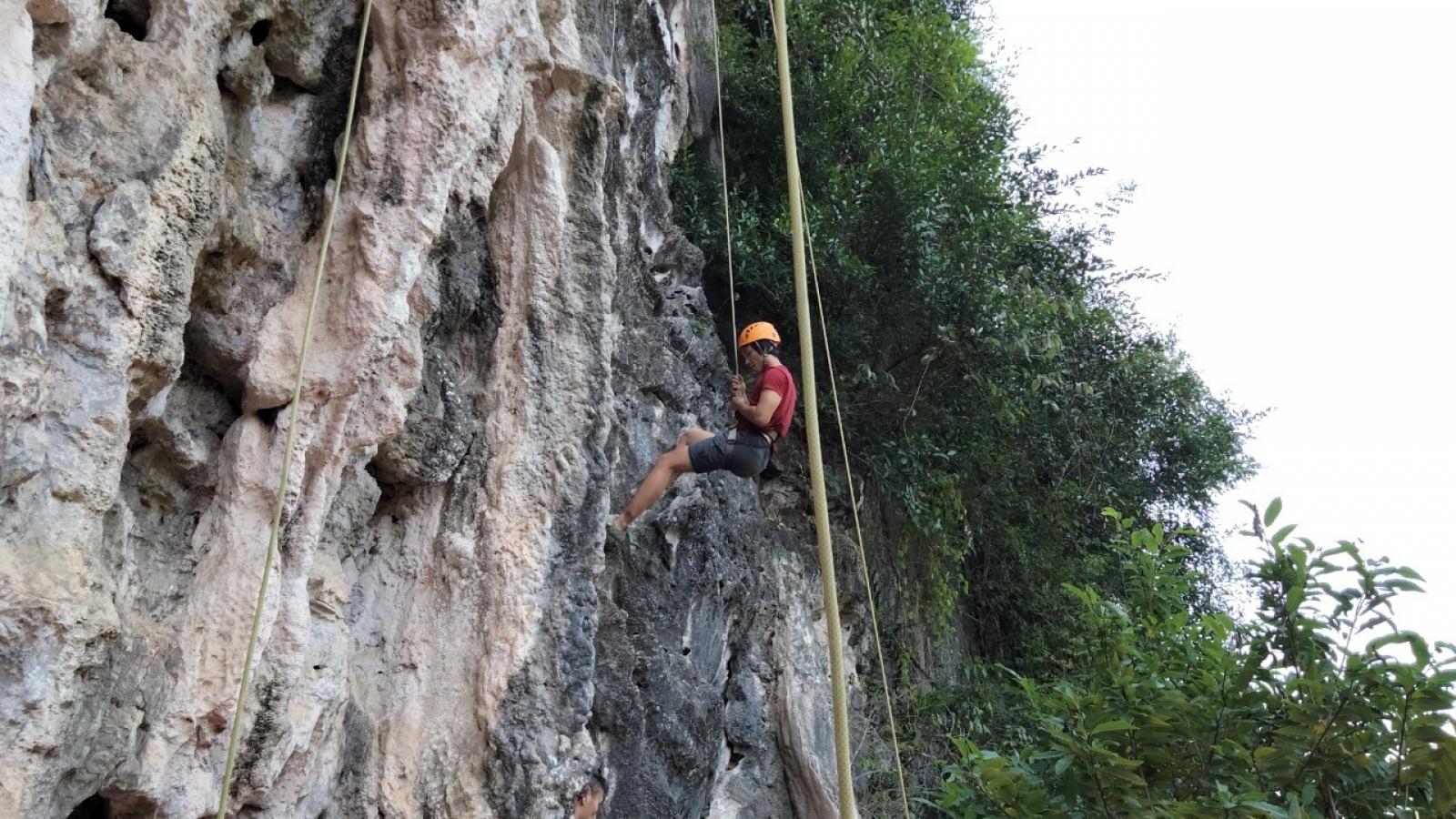 Lạng Sơn hấp dẫn du lịch cộng đồng và leo núi thể thao