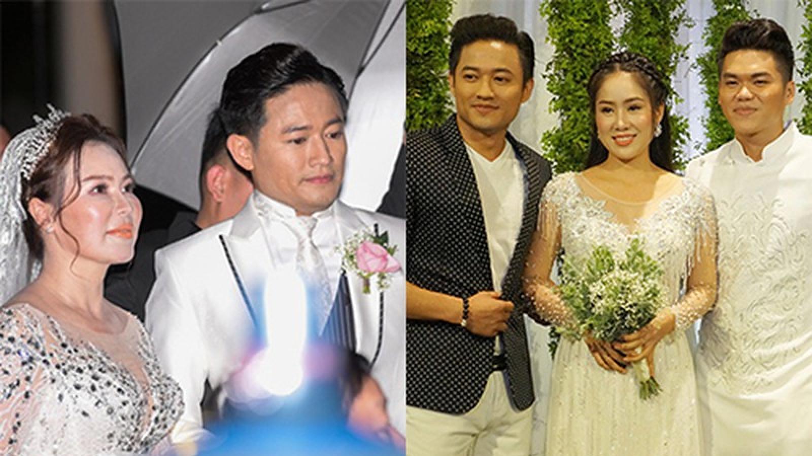 """Chuyện showbiz: Lê Phương gửi quà mừng cưới tới """"tình cũ"""" Quý Bình"""