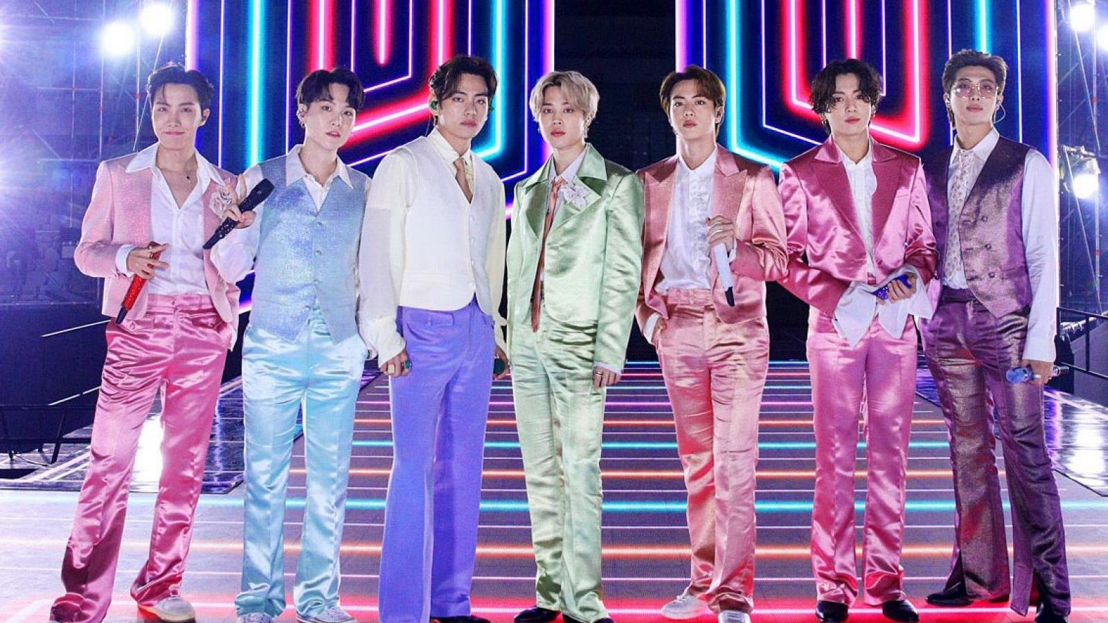 BTS được hoãn nhập ngũ đến năm 30 tuổi