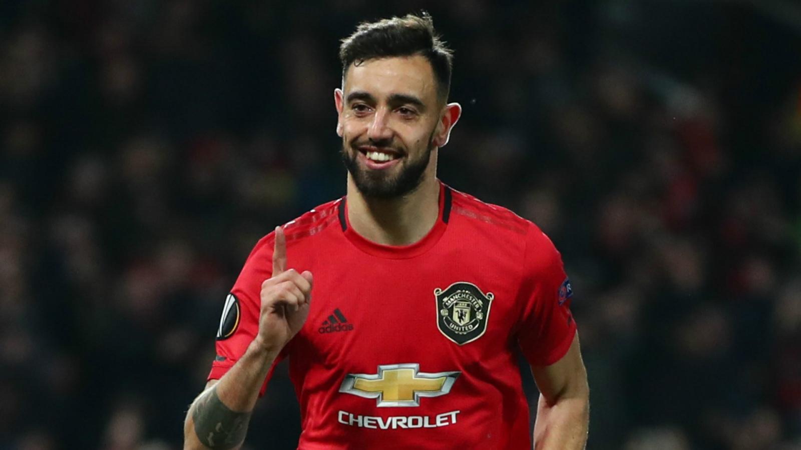 """Fernandes """"tiếp đạn"""" cho Son trong đội hình xuất sắc nhất Premier League năm 2020"""