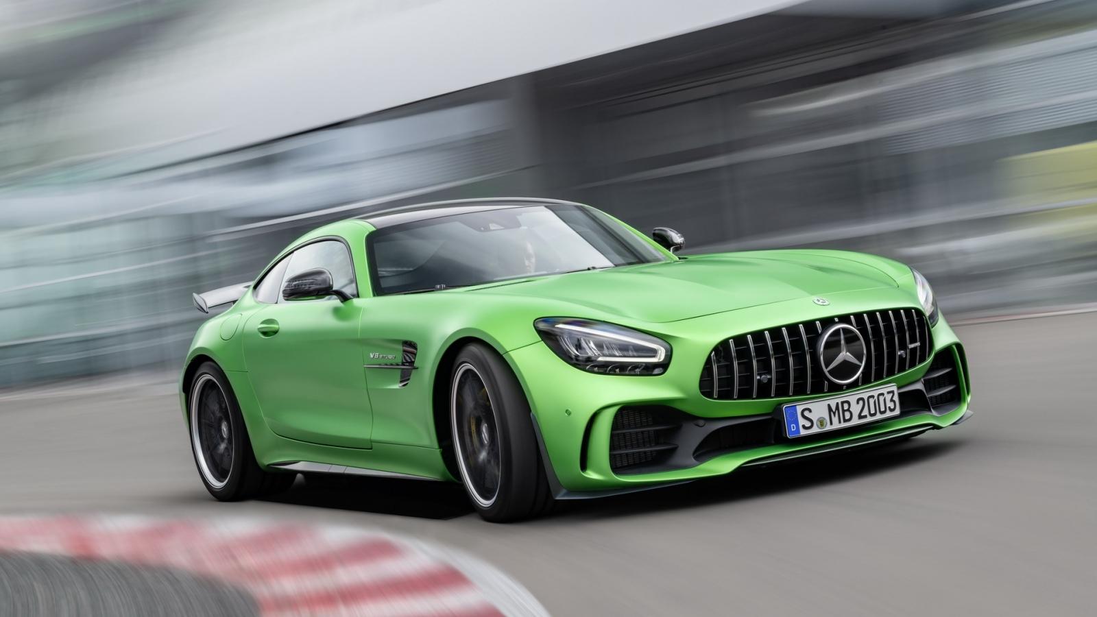 Ngừng sản xuất Mercedes AMG GT R vào năm 2021