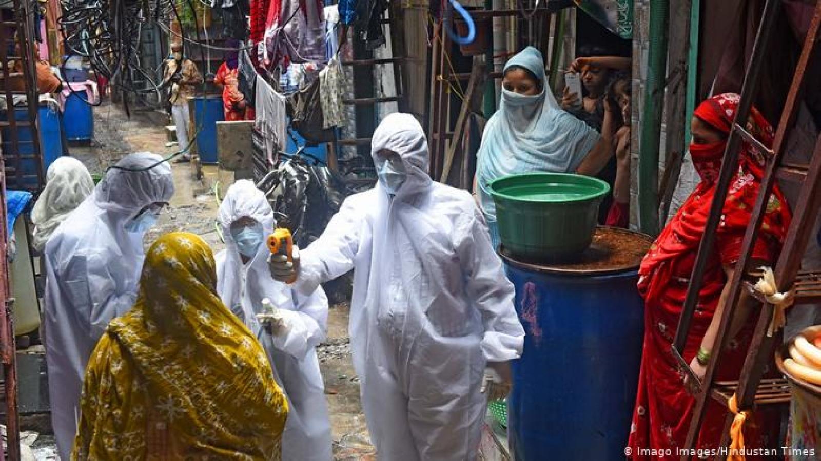 Ấn Độ dự tính tiêm vaccine Covid-19 đợt đầu cho 300 triệu người