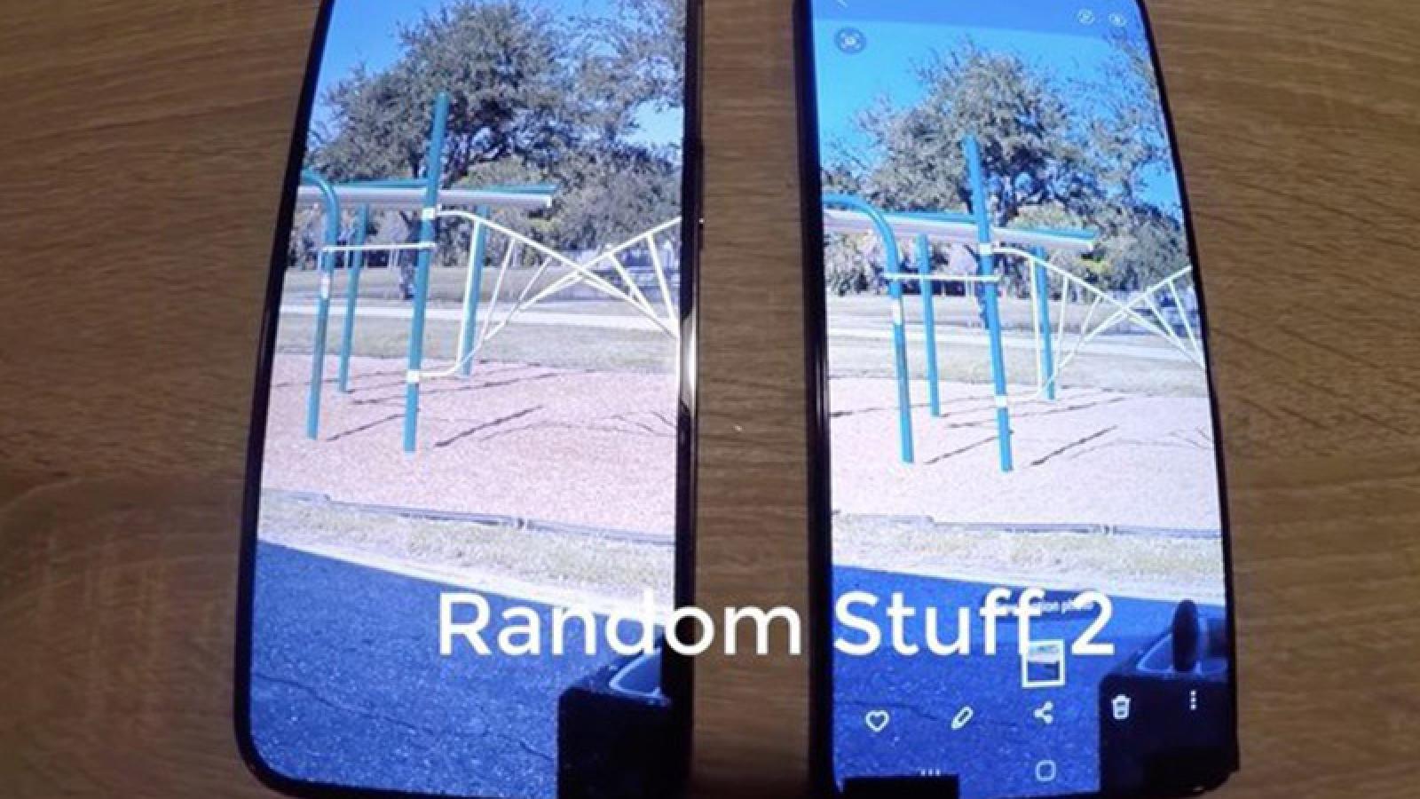 Chưa phát hành, Galaxy S21+ đã có video so sánh với iPhone 12 Pro