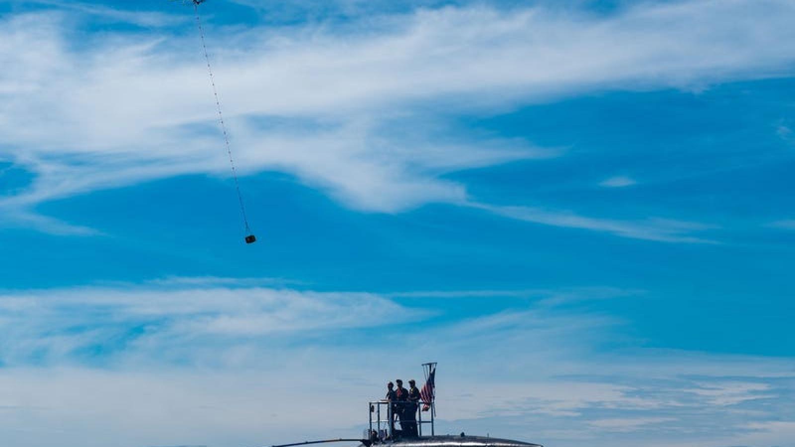 """UAV sẽ giúp thay đổi """"cuộc chơi"""" của tàu ngầm như thế nào?"""