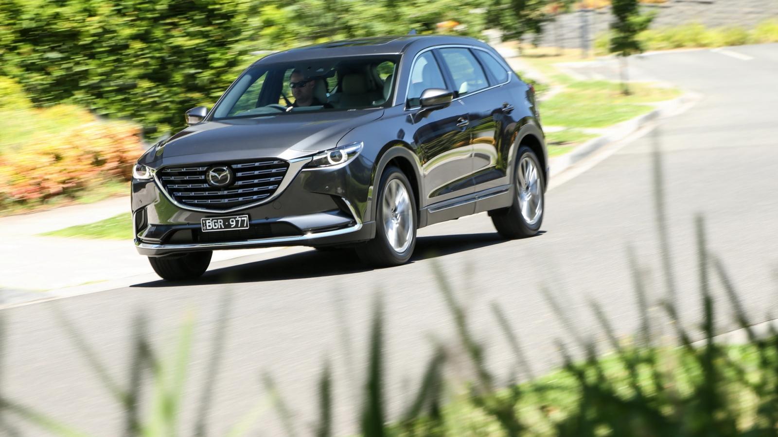 Mazda CX-9 2021 bổ sung thêm 3 biến thể cao cấp