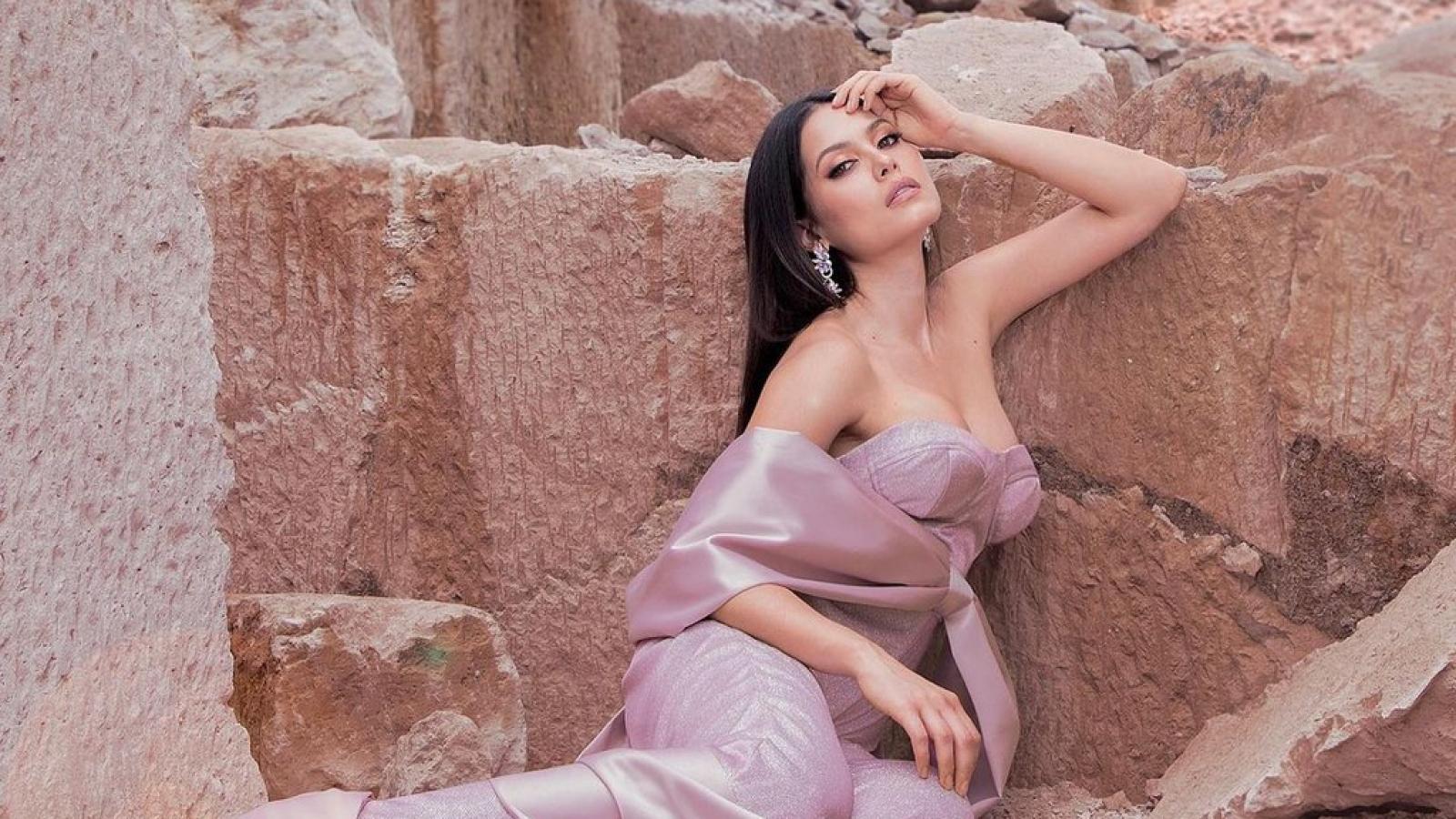 Nhan sắc của kỹ sư phần mềm đăng quang Hoa hậu Hoàn vũ Mexico 2020