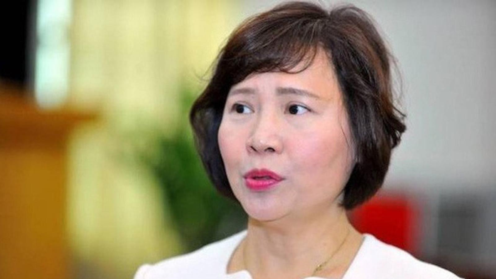 Bộ Công an đề nghị gia đình khuyên bà Hồ Thị Kim Thoa về trình diện