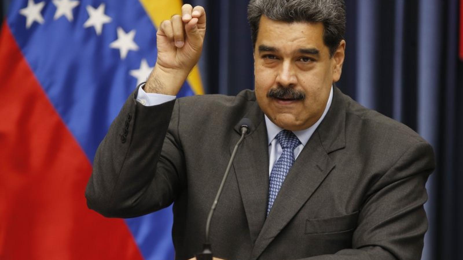 Venezuela bầu cử Quốc hội khóa mới