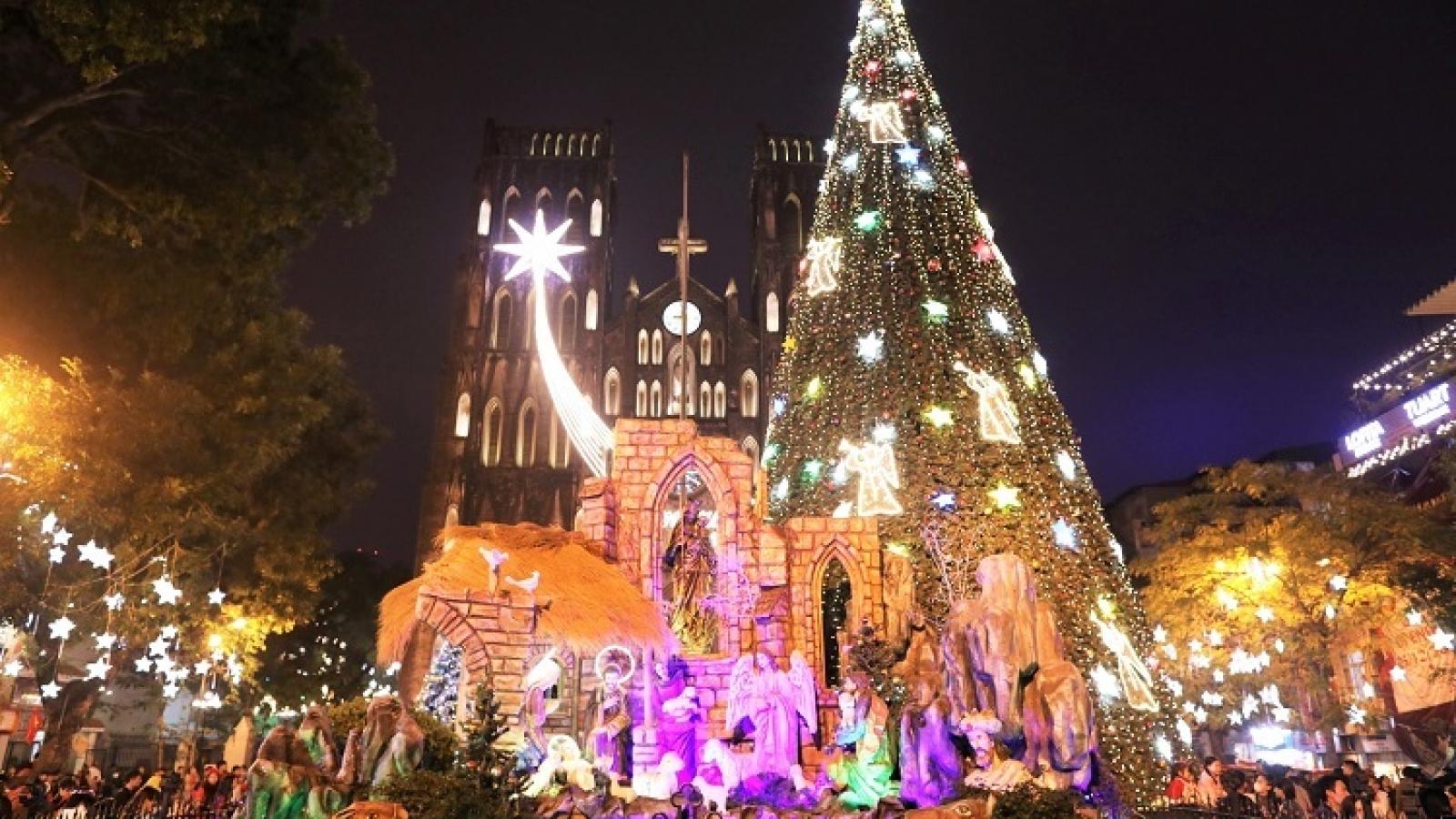 Hãy thêm nhiều đêm Noel cho trẻ