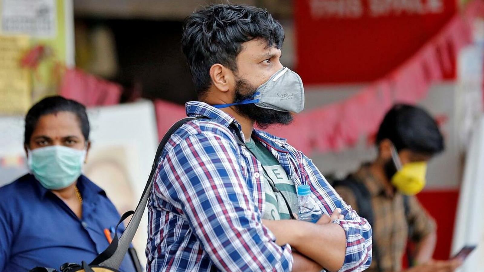 Ấn Độ phát hiện 6 trường hợp đầu tiên nhiễm biến thể mới của SARS-CoV-2