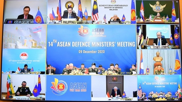 ASEAN vows closer defence cooperation to address challenges
