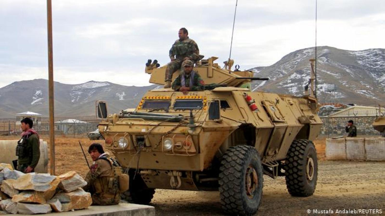 Nổ lớn tại thủ đô Kabul (Afghanistan) khiến 23 người thương vong