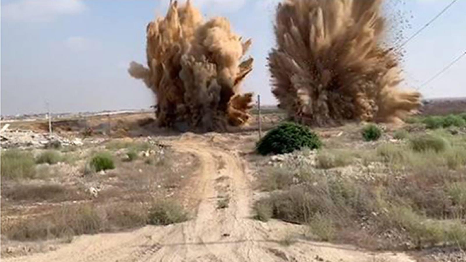 Ai Cập tiêu diệt hàng chục phần tử khủng bố trong 3 tháng qua