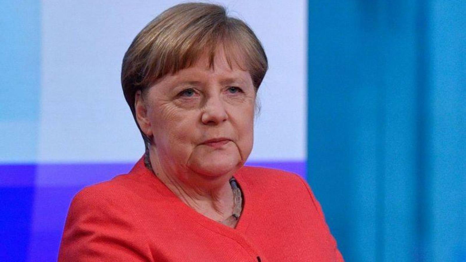 """Thủ tướng Đức Angela Merkel: """"Covid-19 giúp dịch chuyển sức mạnh sang châu Á"""""""