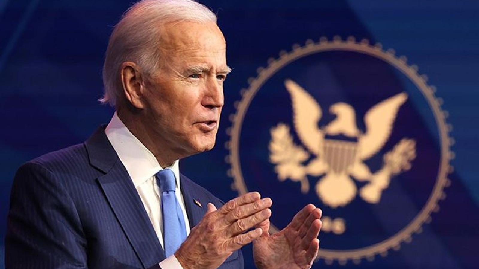 Joe Biden: Dân chủ thắng thế nhờ vào trận chiến giành linh hồn nước Mỹ