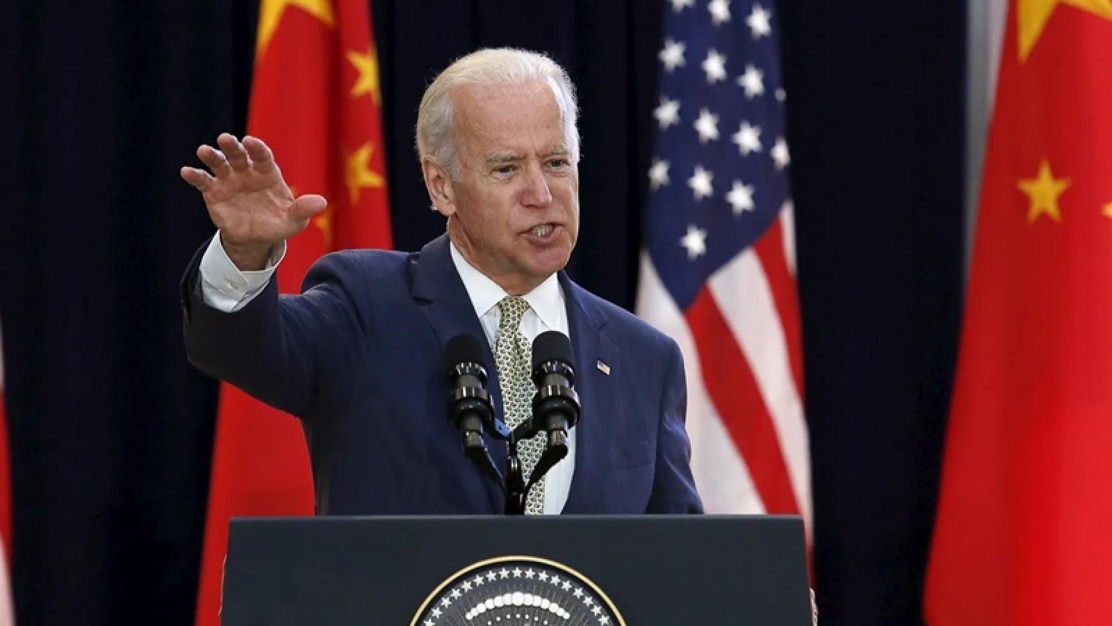 """Tổng thống đắc cử Mỹ Biden """"không vội """" thay đổi chính sách thương mại của ông Trump"""
