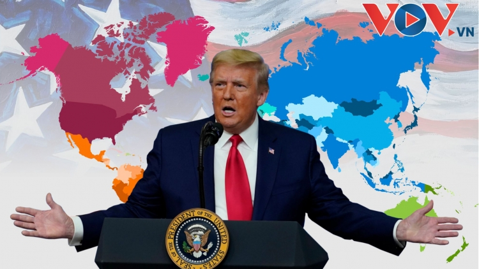 Nhìn lại di sản đối ngoại của Tổng thống Mỹ Donald Trump