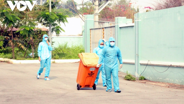 Another illegal entrant infected with COVID-19 in HCM City