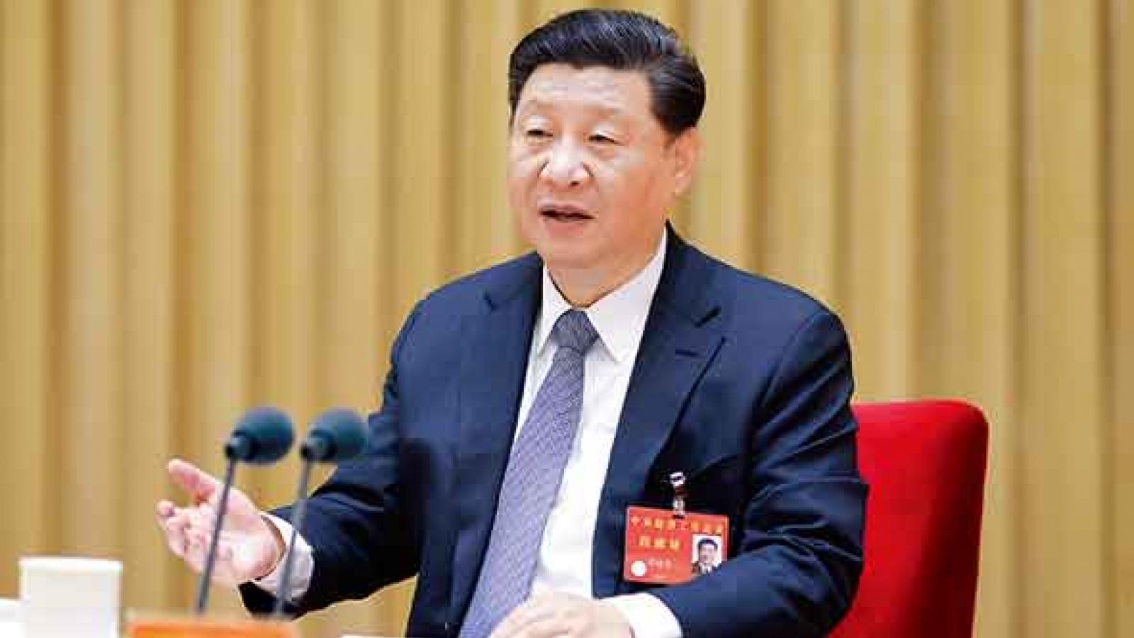 Trung Quốc xác định 8 nhiệm vụ kinh tế trọng tâm năm 2021