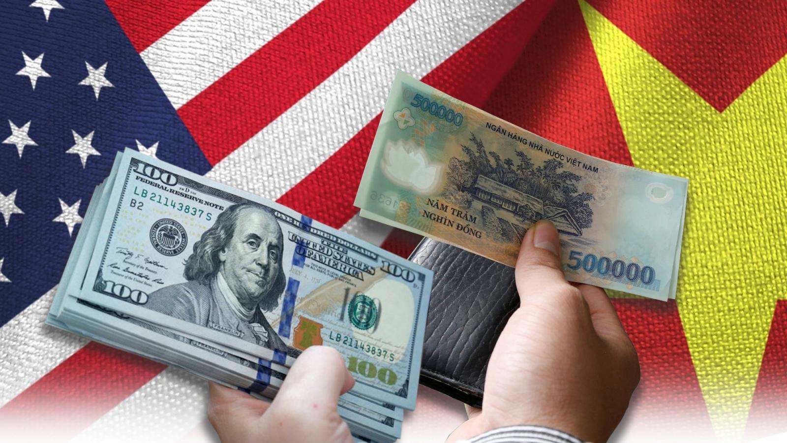 """Mỹ gắn mác """"thao túng tiền tệ"""" với Việt Nam: Hiểu đúng bản chất để hành động"""