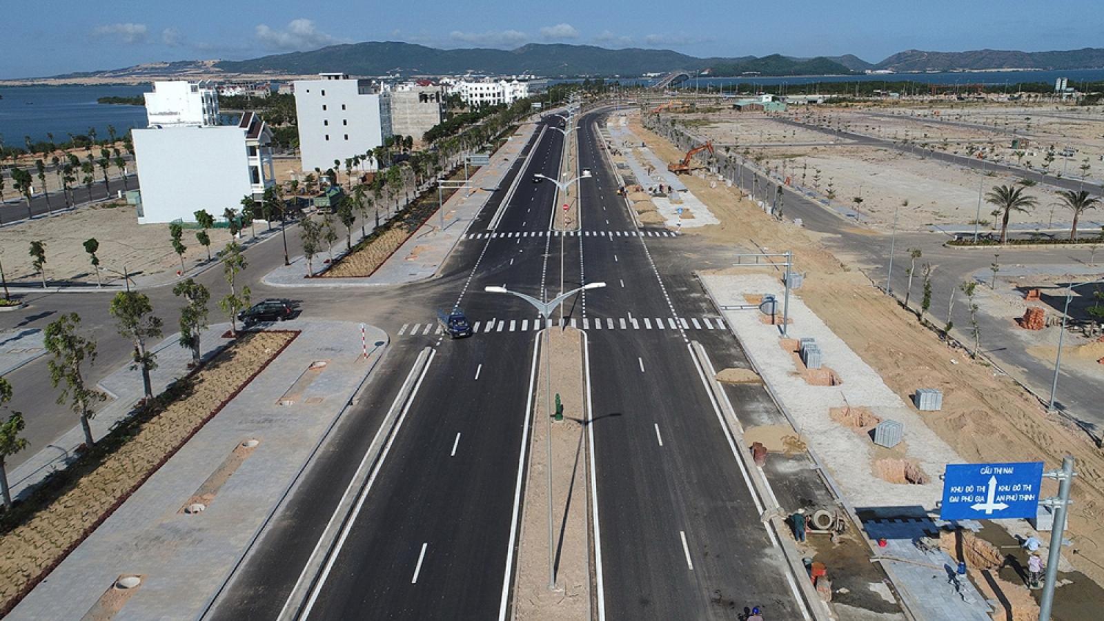 Bình Định dẫn đầu khu vực miền Trung về tỷ lệ giải ngân vốn đầu tư công