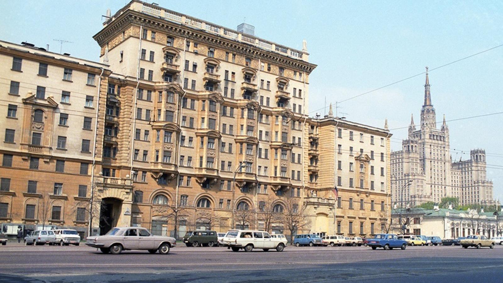 Đặc nhiệm KGB (Liên Xô) vô hiệu hóa khủng bố bên trong Đại sứ quán Mỹ ở Moscow 1979 ra sao