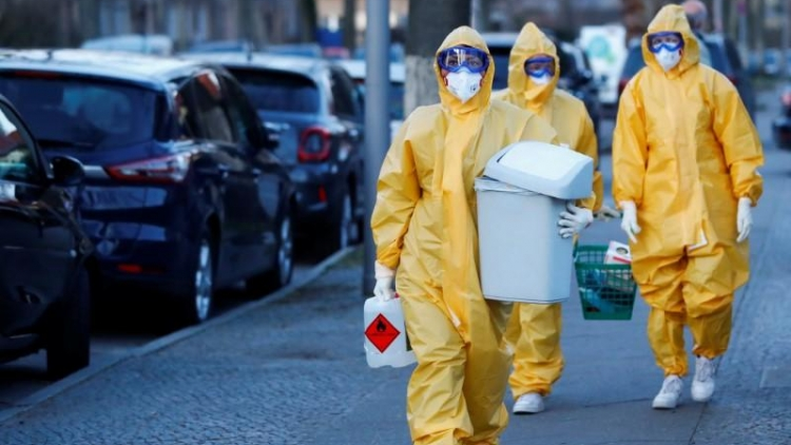 Đức phát hiện ca dương tính với biến thể mới SARS-CoV-2 tử vong từ tháng 11