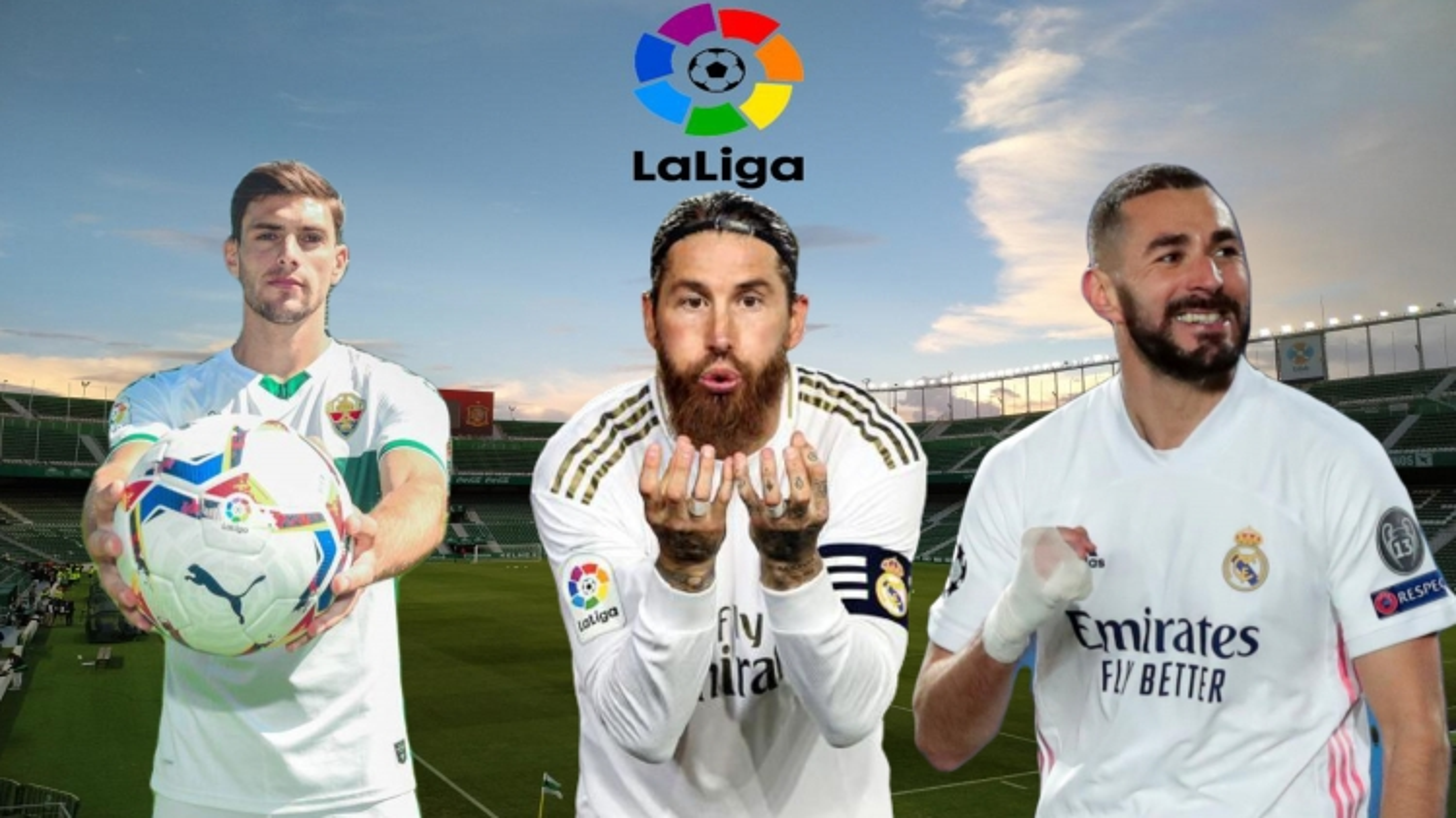 Dự đoán kết quả, đội hình xuất phát trận Elche - Real Madrid