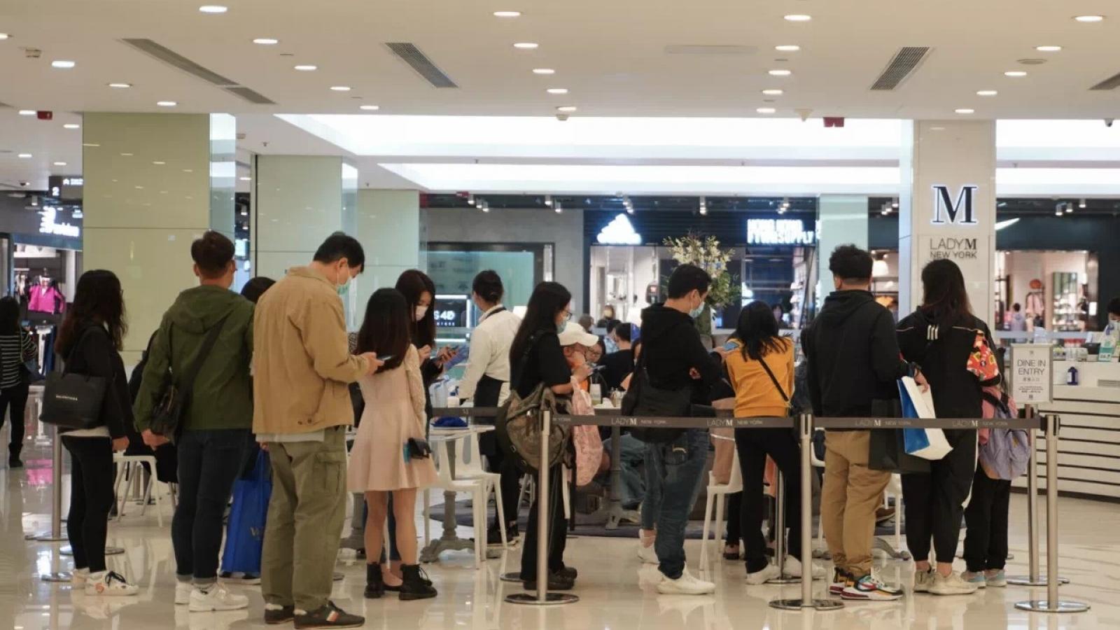 Làn sóng Covid-19 thứ 4 tại Hong Kong (Trung Quốc) diễn biến phức tạp