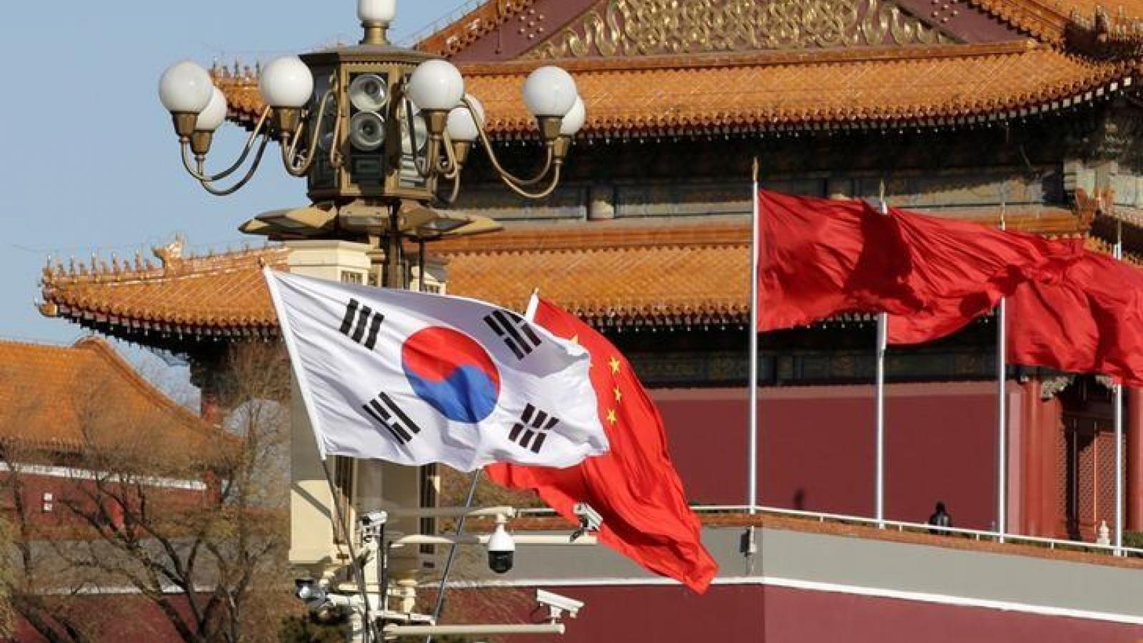 Hàn Quốc yêu cầu Trung Quốc tăng cường ngăn chặn đánh cá trái phép