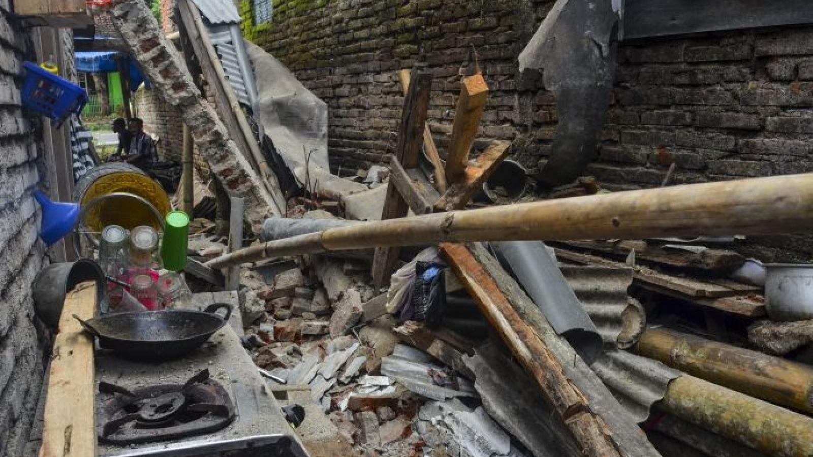 Indonesia hứng chịu 8.264 trận động đất trong suốt năm 2020