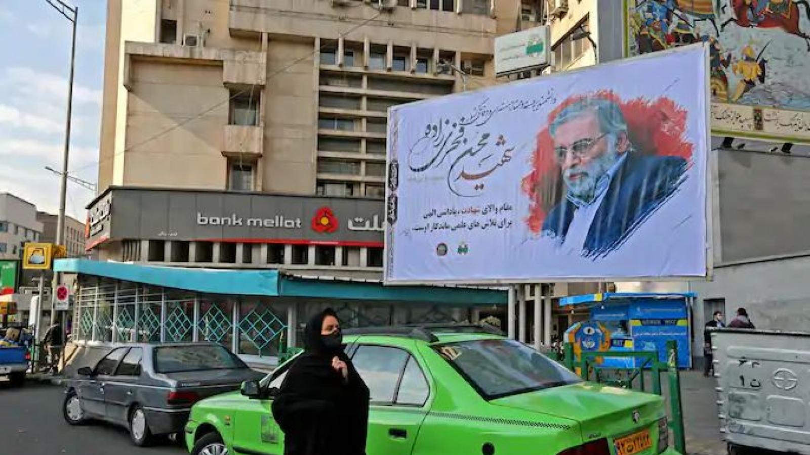 """Vụ ám sát """"bộ não"""" hạt nhân Iran: Phép thử kép với Israel và Iran"""