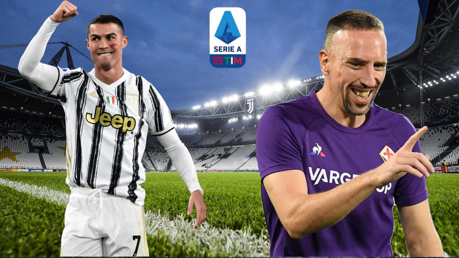 Dự đoán kết quả, đội hình xuất phát trận Juventus - Fiorentina