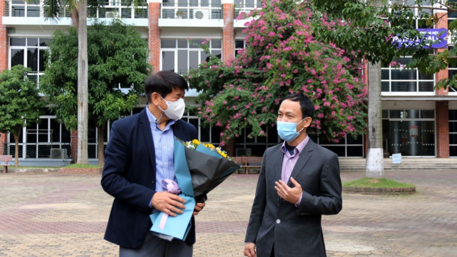 Hoàn thành cách ly chống dịch Covid-19, đồng hương thầy Park sẵn sàng nhận nhiệm vụ