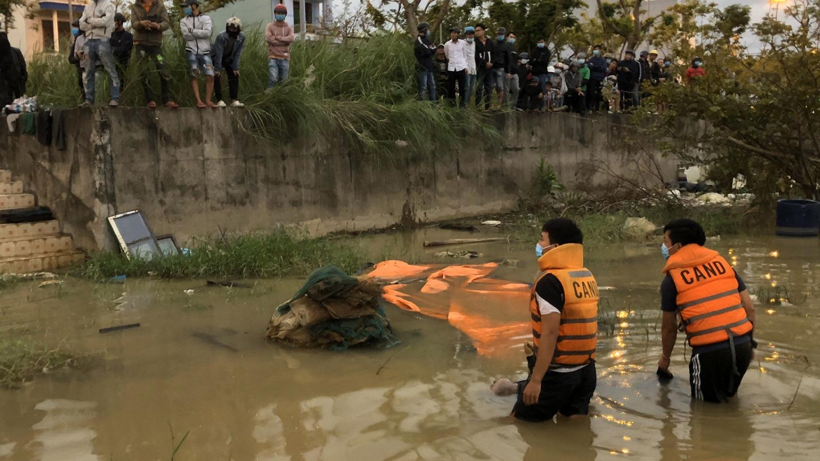 Phát hiện thi thể 1 nam thanh niên nổi trên sông Hàn
