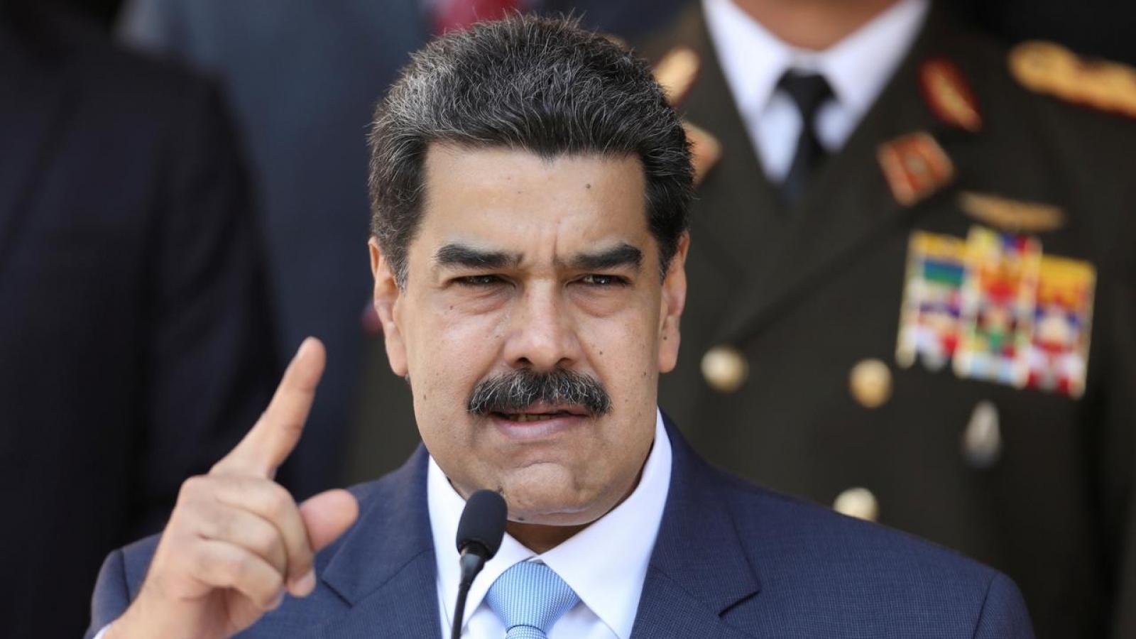 Tổng thống Venezuela kêu gọi chính quyền Mỹ tiếp theo dỡ bỏ trừng phạt